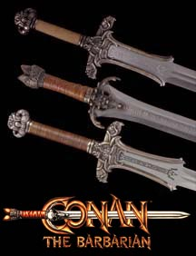 The Swords of Conan