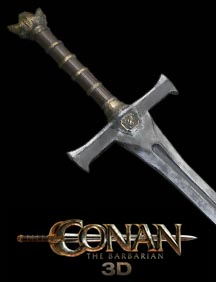 The Swords of Conan the Barbarian 3D